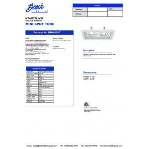 thumbnail of MT4012TL-MW pdf