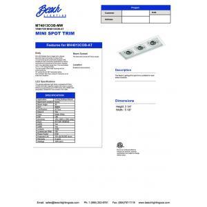 thumbnail of MT4013COB-MW pdf
