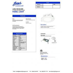 thumbnail of L4RO-10W-5D-MW pdf