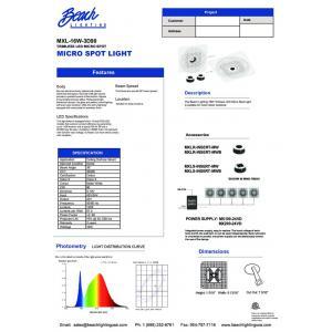 thumbnail of MXL-16W-3D90 pdf