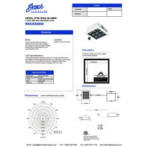thumbnail of NR9SL-27W-3D90-38-GMW PDF